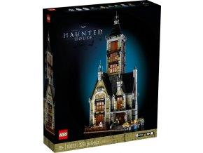 Lego Creator 10273 Strašidelný dům na pouti  + volná rodinná vstupenka do Muzea LEGA Tábor v hodnotě 370 Kč