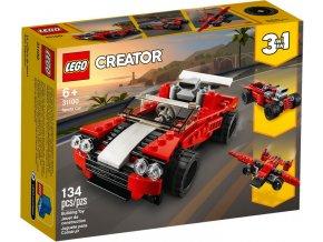 Lego Creator 31100 Sporťák