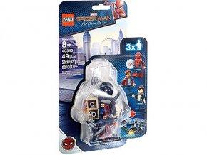 LEGO Marvel 40343 Spider-Man a krádež v muzeu