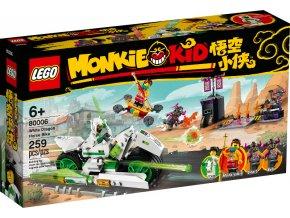 LEGO Monkie Kid 80006 Bílý dračí kůň