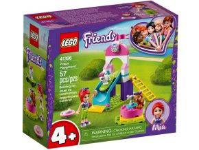 Lego FRIENDS 41396 Hřiště pro štěňátka