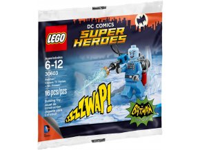 Lego Super Heroes 30603 Classic Batman TV Series Mr. Freeze