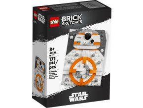 LEGO Brick Sketches™ 40431 BB-8™