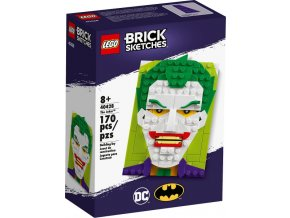 LEGO Brick Sketches™ 40428 Joker™