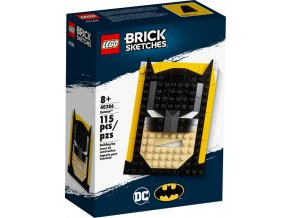 LEGO Brick Sketches™ 40386 Batman™