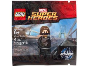 LEGO Super Heroes 5002943 Winter Soldier