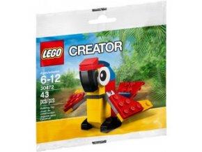 Lego Creator 30472 Papoušek