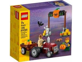 LEGO 40423 Halloweenská jízda na traktoru