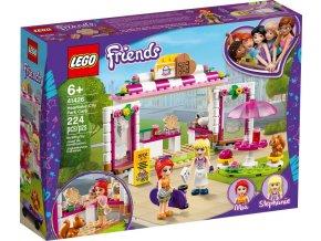 Lego FRIENDS 41426 Kavárna v parku městečka Heartlake