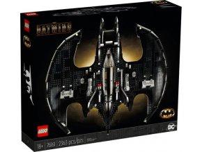 LEGO 76161 Batman Batwing z roku 1989  + volná rodinná vstupenka do Muzea LEGA Tábor v hodnotě 370 Kč