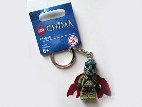 LEGO Chima 850602 Přívěsek na klíče s Craggerem
