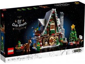LEGO 10275 Elfí domek