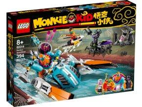 LEGO Monkie Kid 80014 Sandyho motorový člun