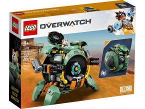 LEGO Overwatch 75976 Demoliční koule