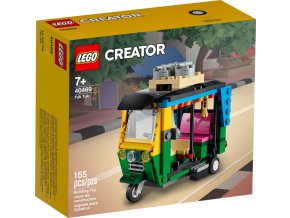 LEGO Creator 40469 Tuk-tuk