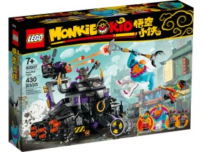 LEGO Monkie Kid 80007 Tank železného býka