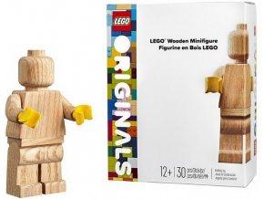 LEGO Originals 853967 Dřevěná LEGO minifigurka