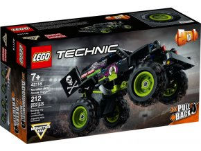 Lego Technic 42118 Monster Jam® Grave Digger®