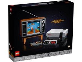 LEGO Super Mario 71374 Nintendo Entertainment System™  + volná rodinná vstupenka do Muzea LEGA Tábor v hodnotě 370 Kč