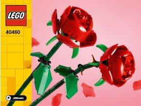 Lego 40460 Růže