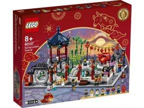 LEGO 80107 Jarní lampionový festival