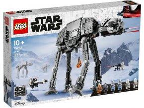 LEGO STAR WARS 75288 AT-AT™  + volná rodinná vstupenka do Muzea LEGA Tábor v hodnotě 370 Kč