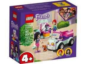 Lego Friends 41439 Pojízdné kočičí kadeřnictví