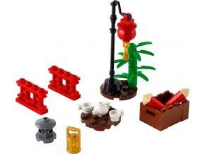 LEGO XTRA 40464 Čínská čtvrť