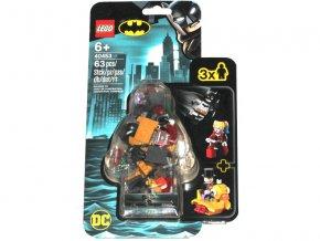 LEGO 40453 Batman vs. Tučňák a Harley Quinn