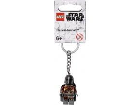LEGO Star Wars 854124 Přívěsek na klíče – Mandalorian™