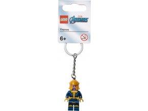 LEGO 854078 Přívěsek na klíče – Thanos