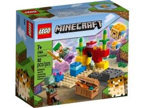 Lego Minecraft 21164 Korálový útes