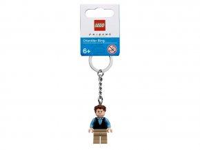 LEGO Ideas 854118 Přívěsek na klíče – Chandler