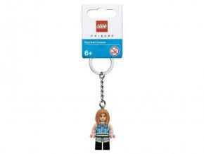LEGO Ideas 854120 Přívěsek na klíče – Rachel