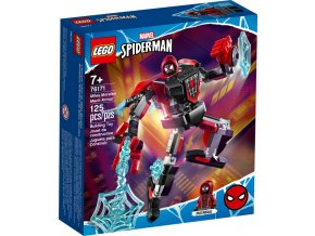 LEGO Marvel 76171 Miles Morales v obrněném robotu