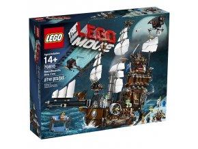 LEGO Movie 70810 MetalBeard s Sea Cow