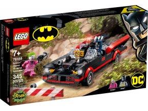 LEGO 76188 Batmanův Batmobil z klasického TV seriálu