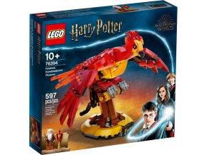 LEGO Harry Potter 76394 Fawkes – Brumbálův fénix