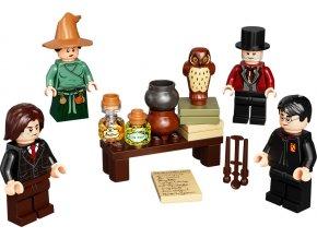 LEGO Harry Potter 40500 Doplňky a minifigurky ze světa čar a kouzel