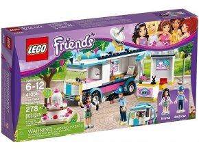 Lego Friends 41056 Televizní vůz