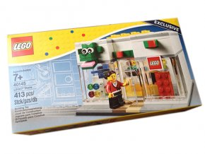Lego 40145 Limited Edition 40145 Brand Store