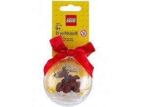 LEGO 853574 Vánoční ozdoba - Reindeer