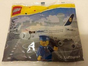 LEGO 40146 Lufthansa Plane polybag