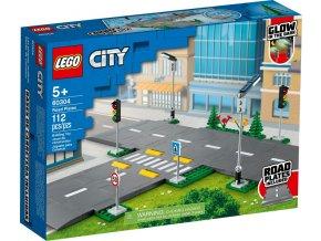 Lego CITY 60304 Křižovatka
