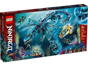 Lego Ninjago 71754 Vodní drak