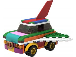 LEGO 5006890 Rebuildable Flying Car