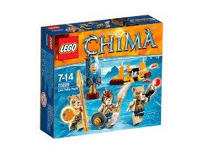 LEGO CHIMA 70229 Smečka kmene Lvů
