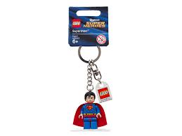 Lego Super Heroes 853430 Přívěšek na klíče Superman
