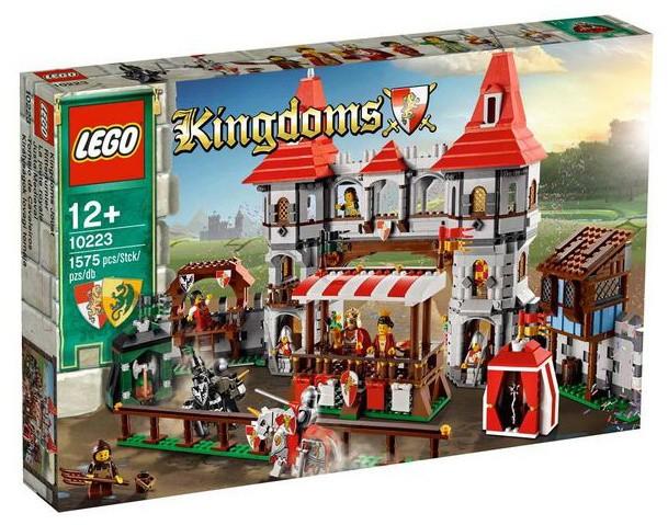 LEGO 10223 Kingdoms Rytířský turnaj
