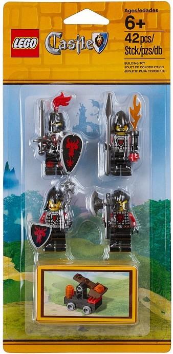 LEGO CASTLE 850889 Set minifigurek dračích rytířů